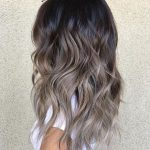 Ombre Hair Color Trends - Is The Silver #GrannyHair Style - Stylendesigns