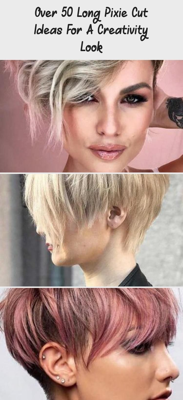 Over 50 Long Pixie Cut Ideas For A Creativity Look