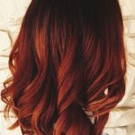 Red ombre hairstyle ideas for 2018 - Mary Haircuts