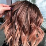 Rose Gold Hair - 275+ Images