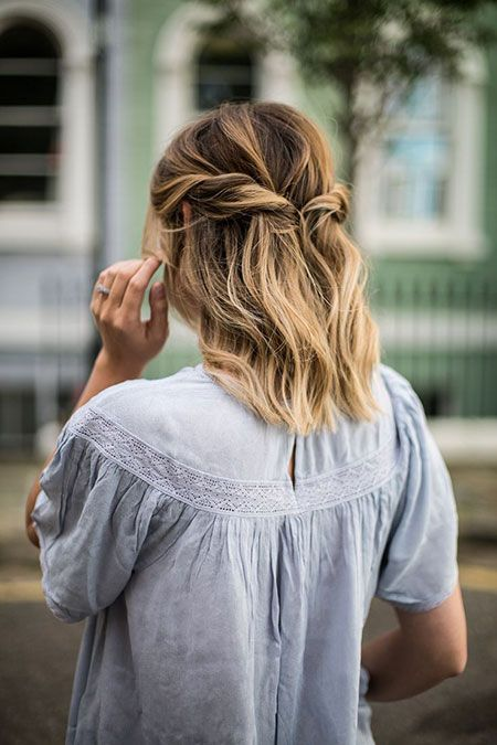 Short hairstyles for parties for 2019