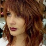 Shoulder Length Hair With Bangs Too Hot To Resist | LoveHairStyles
