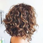 Shoulder length bob hairstyles for short curly hair - New Site