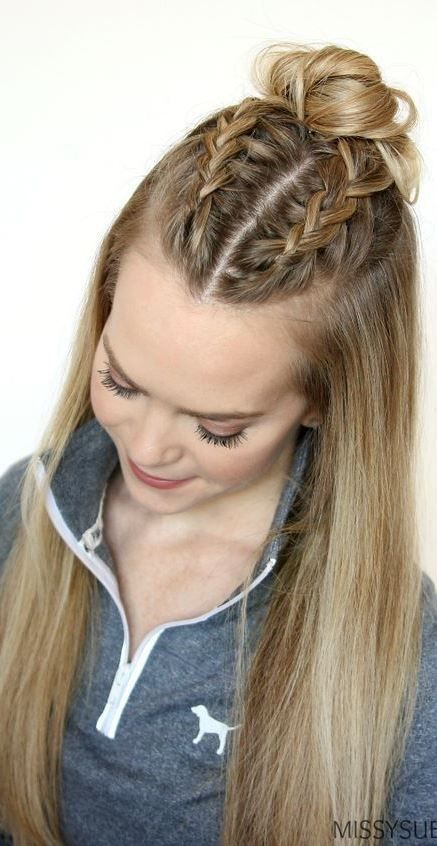 Simple hairstyles for long hair – New Site