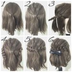Simple updos for short hair - New Site