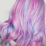 Sweet Cotton Candy Hair Ideas  See more: lovehairstyles.co,  #Candy #Cotton #hair #ideas #lov...