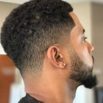 Taper fade haircut - Hairstyle Man