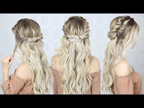 The 10 Best Youtube-Famous Wedding Hair Tutorials