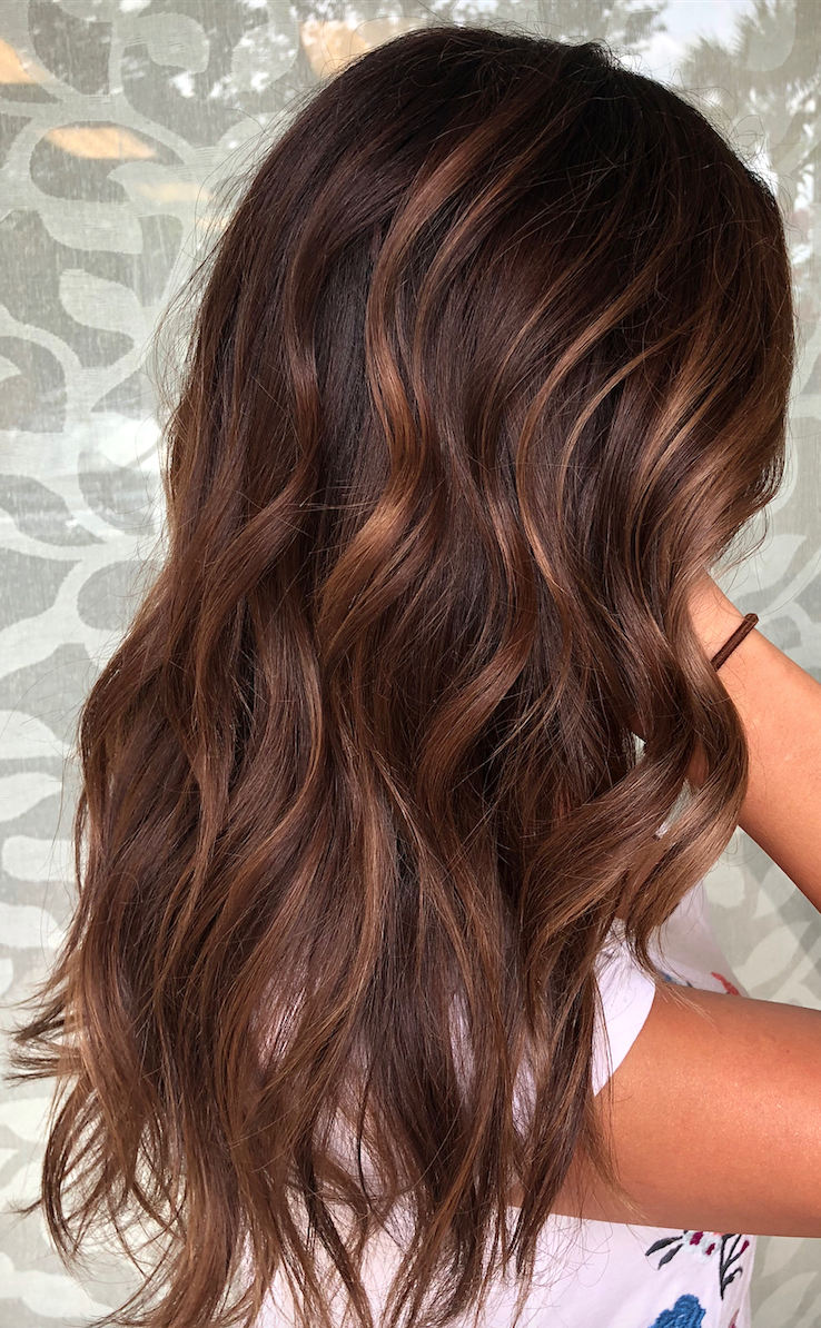 The Hair Color You Should Try This Fall According To Your Skin Tone.  Learn what…