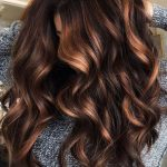 The Prettiest New Hair Color For Brunettes -  #brunettes #color #hair #prettiest,  #Brunettes...