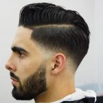 The Temp Fade Haircut - Top 21 Temple Fade Styles 2019 | Men's Hairstyles + Haircuts 2019