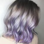 The most beautiful pastel purple hair ideas
