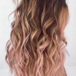 Top Rose Gold Haarfarben 2019 - Cool Style