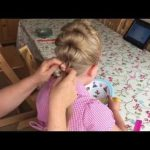 Topsie Tail Faux Hawk tutorial by Two Little Girls Hairstyles