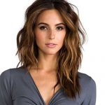 Trending Mid Length Layered Hair Pics