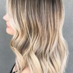 Trendy Hair Color Ideas 2017/ 2018 : rooty blonde highlights - FashioViral.net - Leading Lifesyle & Fashion Magazine