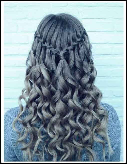 Turning 11 unique and different hairstyles for girls for a head effect # turning #effect #one #unique # hairstyles – Mary Haircuts