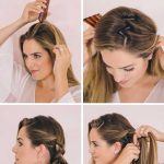 Twisted Side Braid for Various Occasions