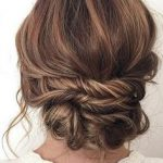 Updo inspiration – getting twisted half up or all the way, we love both styles...