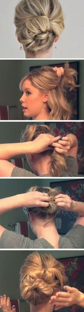 Wedding Hairstyles For Long Hair Diy Simple 17 Ideas