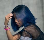 cool 25 Fabulous Dark Blue Hair Ideas  Using Your Hair to Brighten Your Looks