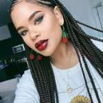 cornrows braided hairstyles 2019:100 Best Black Braided Hairstyles You should Tr...