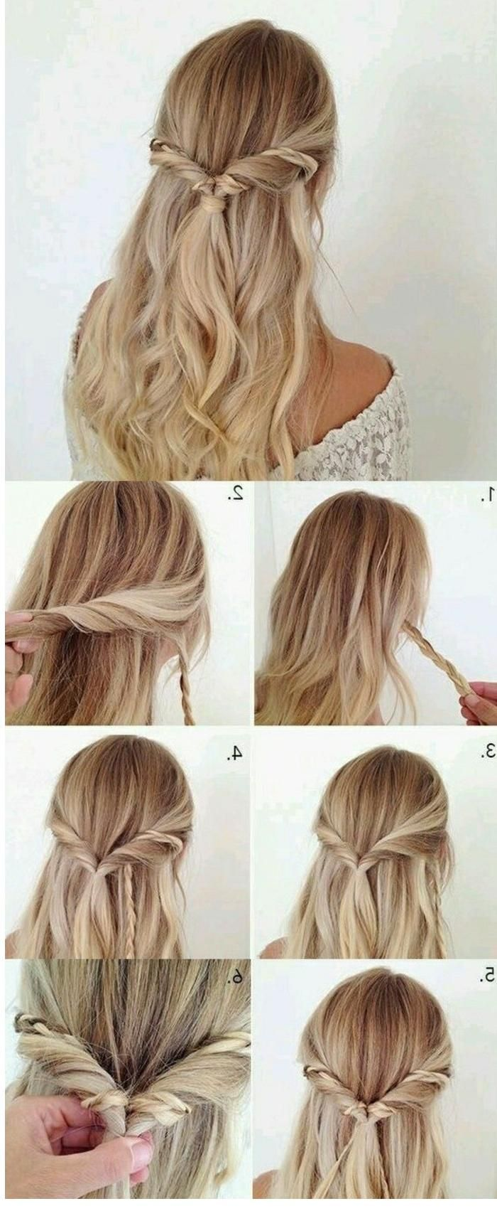 simple hairstyles to make yourself – Mary Haircuts