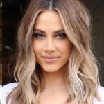 sweeping blond or caramel for beautiful hair ... - #Balayage #blond #Caramel #ha...