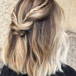 wedding hairstyles for mid length hair 50+ best outfits - Cute Wedding Ideas